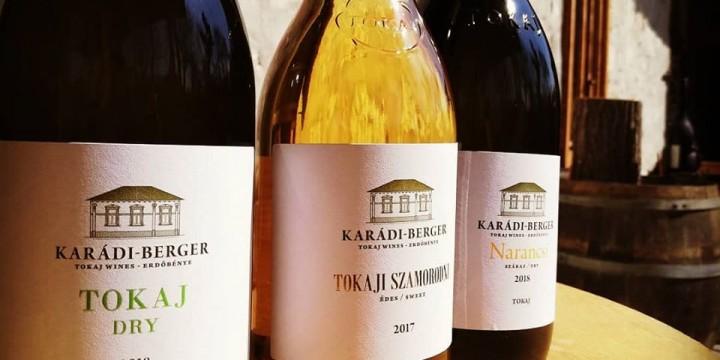 Három bor húsvétra
